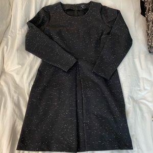 Madewell ponte dress